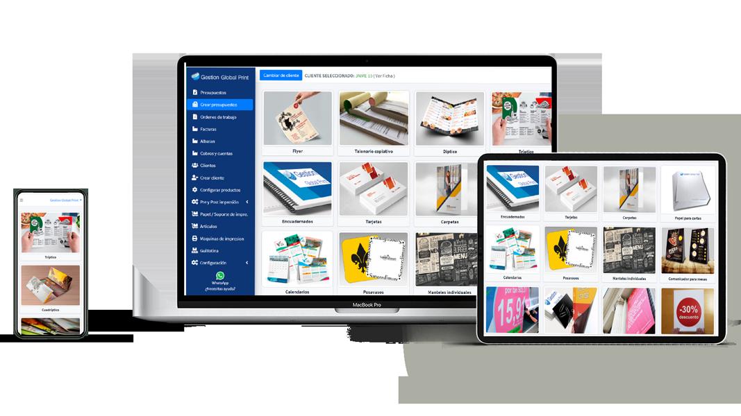 software para imprentas